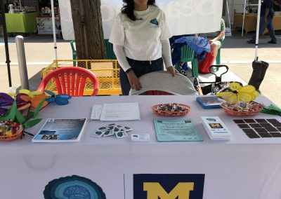 Donna Jawad Dearborn Community Day, July 2019